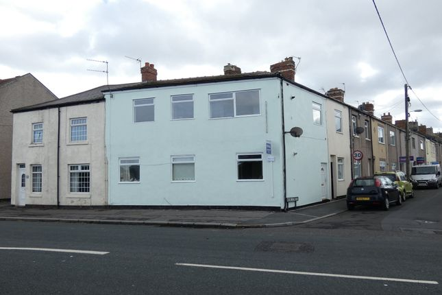 Thumbnail End terrace house for sale in Durham Road, Middlestone Moor, Spennymoor