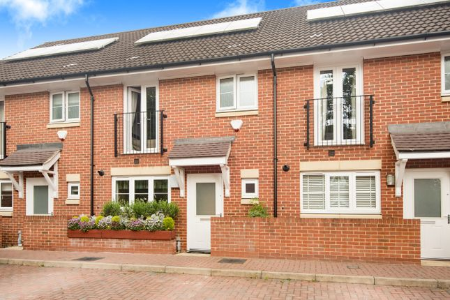Thumbnail Terraced house for sale in Shafford Meadows, Hedge End, Southampton