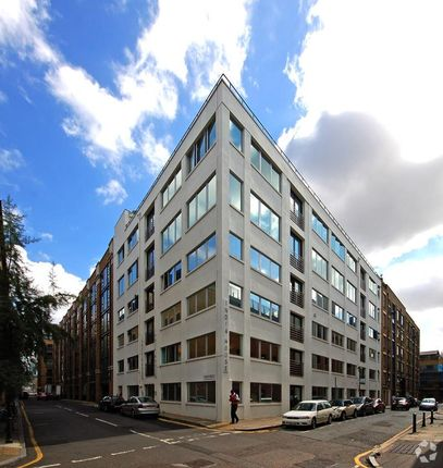 Thumbnail Office to let in Curlew Street, London