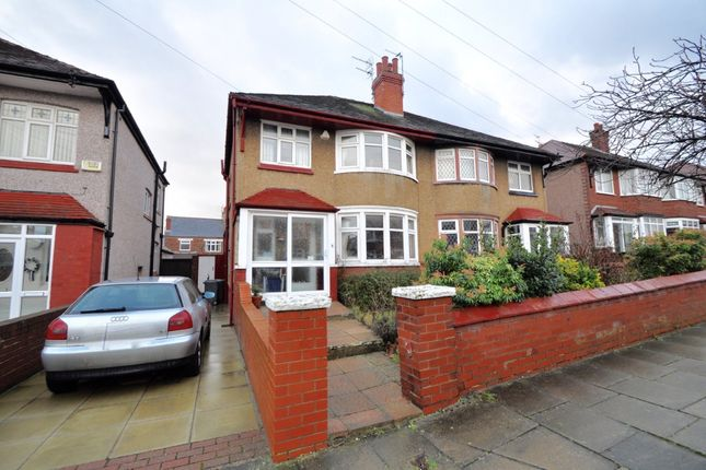 3 bed semi-detached house for sale in Knaresborough Road, Wallasey