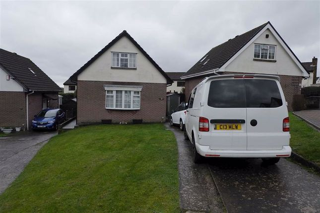 Thumbnail Detached bungalow for sale in Senni Close, Barry, Vale Of Glamorgan