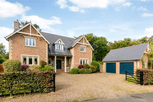 Thumbnail Detached house for sale in Bainbridge Lane, Eshott, Morpeth, Northumberland