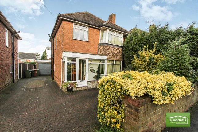 Thumbnail Detached house for sale in Wrekin View, Walsall Wood, Walsall