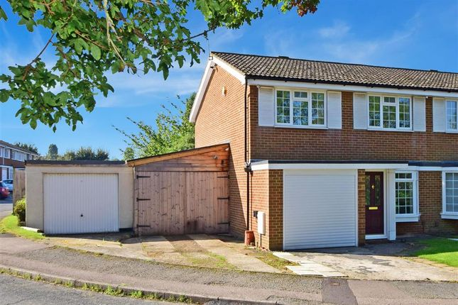 Thumbnail Semi-detached house for sale in Pear Tree Avenue, Ditton, Kent