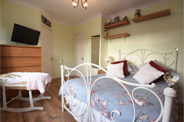 Bedroom Two of Harlesden Close, Romford RM3