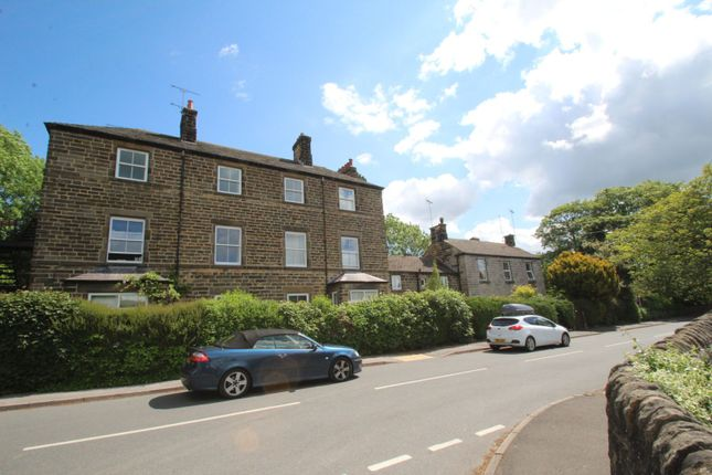 Thumbnail Flat for sale in Moor Road, Chesterfield