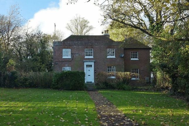 Thumbnail Detached house to rent in Maidstone Road, Lenham, Maidstone