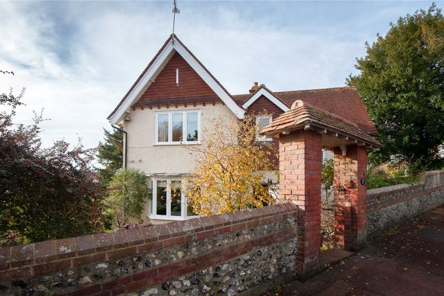Thumbnail Detached house for sale in The Avenue, Lewes, East Sussex