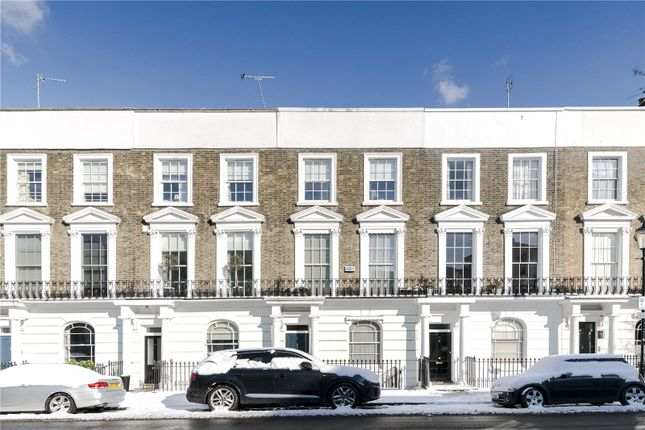 4 bed terraced house for sale in Chepstow Place, London