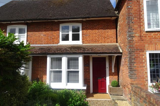 Thumbnail Semi-detached house to rent in The Green, Sarratt, Rickmansworth