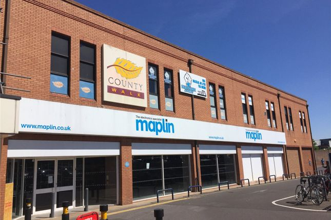 Thumbnail Retail premises to let in County Walk, Taunton, Somerset