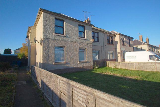 Thumbnail Flat for sale in Birkenside, Gorebridge