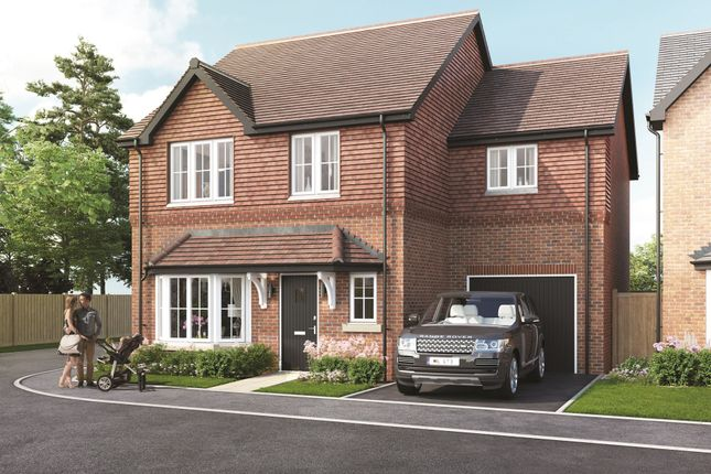 """Detached house for sale in """"Lulworth"""" at Hayley Road, Lancing"""