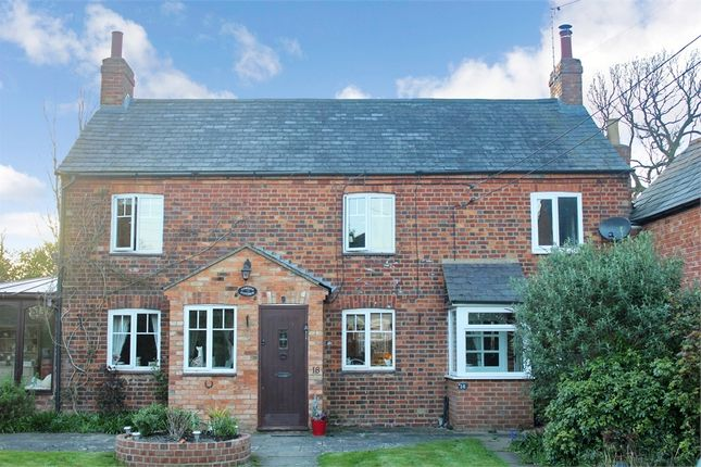 Thumbnail Terraced house for sale in Vicarage Road, Whaddon, Milton Keynes, Buckinghamshire