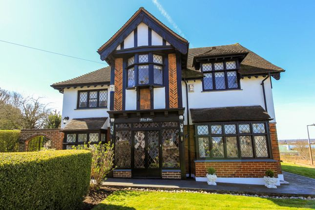 Thumbnail Detached house for sale in Mount Echo Avenue, London