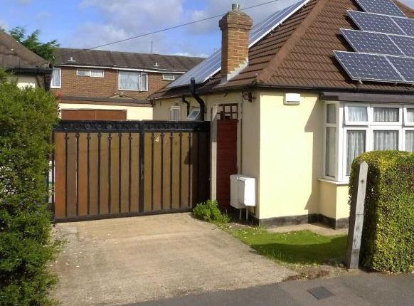 Thumbnail Detached bungalow to rent in Dallas Terrace, Hayes