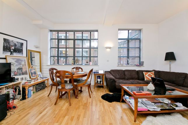 Thumbnail Flat for sale in Boundary Street, London