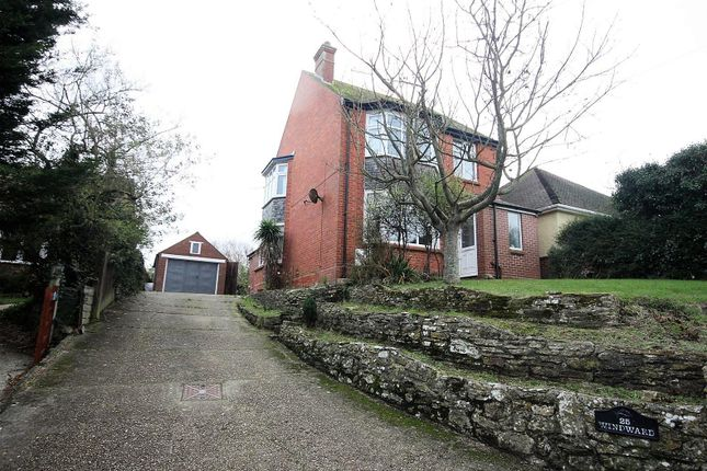 Thumbnail Detached house for sale in West Street, Chickerell, Weymouth
