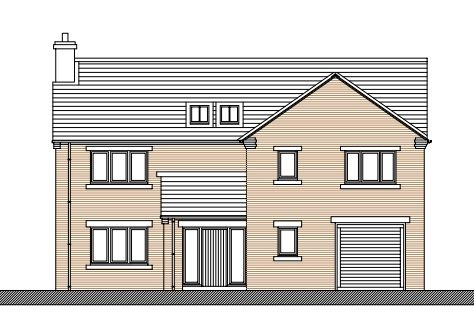 Thumbnail Detached house for sale in Corby Hill, Carlisle