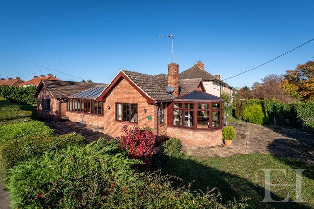 Thumbnail Detached bungalow for sale in Bredfield Road, Woodbridge