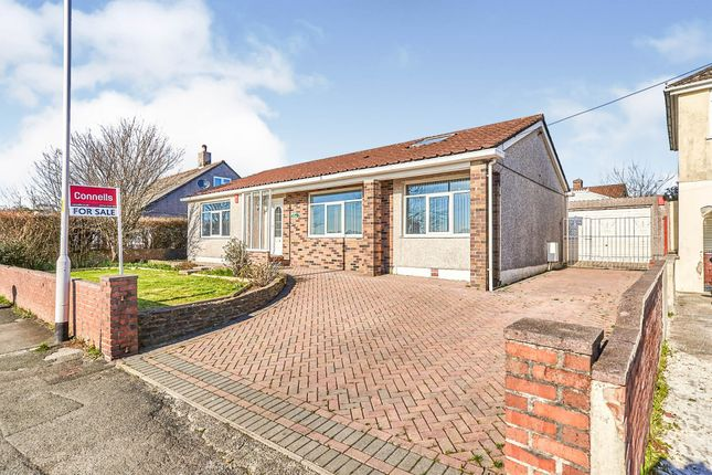Thumbnail Detached bungalow for sale in Plymbridge Road, Plympton, Plymouth