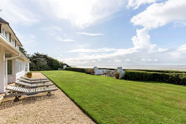 Thumbnail Detached house for sale in Crofton Avenue, Hill Head, Hampshire