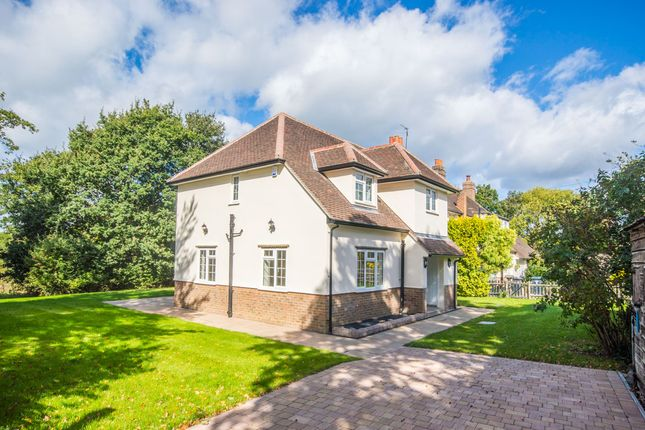Thumbnail Semi-detached house to rent in Brickendon Green, Brickendon, Hertford