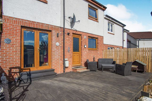 Decking of Carradale Drive, Dundee DD4