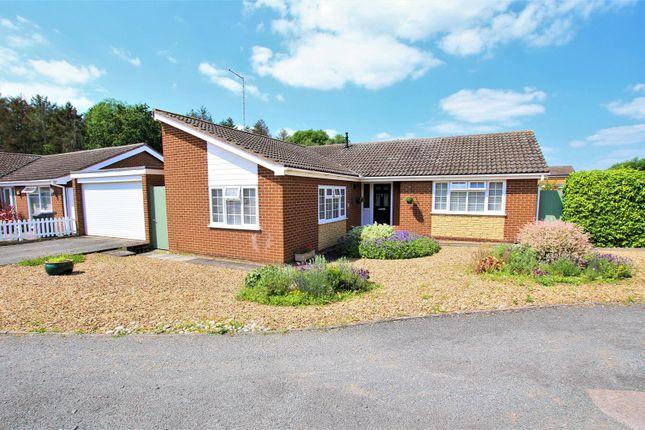 Thumbnail Detached bungalow for sale in Hyholmes, Bretton, Peterborough