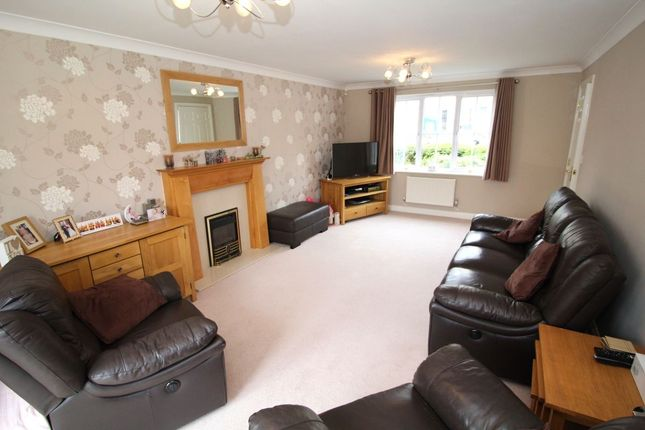 Thumbnail Detached house for sale in Dolcey Way, Sharnbrook, Bedford