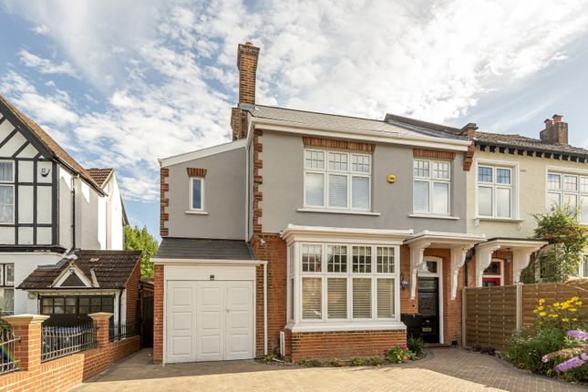 Thumbnail Semi-detached house for sale in Thetford Road, New Malden