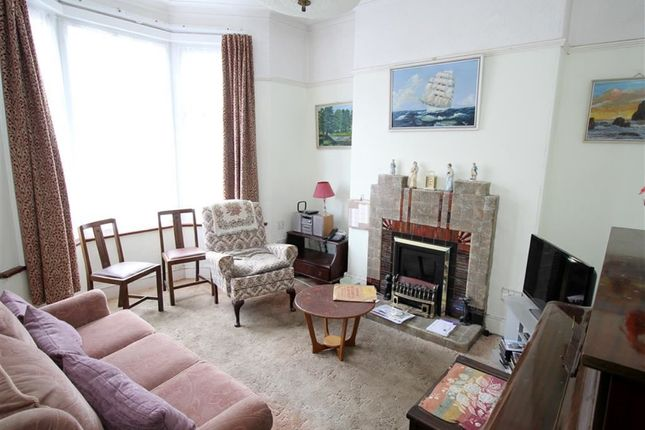 Thumbnail Terraced house for sale in Elim Terrace, Peverell, Plymouth