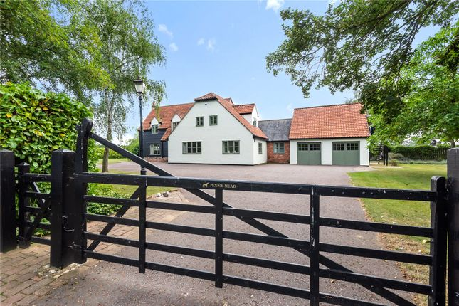 Thumbnail Property for sale in Upthorpe Road, Stanton, Bury St. Edmunds, Suffolk