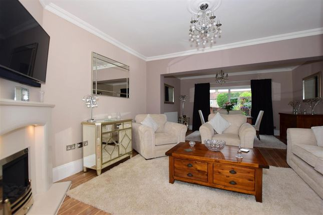 Thumbnail Semi-detached bungalow for sale in Lime Grove, Hainault, Ilford, Essex
