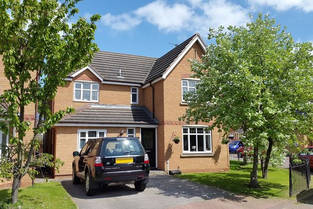 Thumbnail Detached house to rent in Horton View, Kirk Sandall, Doncaster