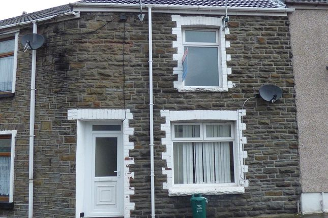 Thumbnail Property to rent in Glanaman Road, Cwmaman, Aberdare