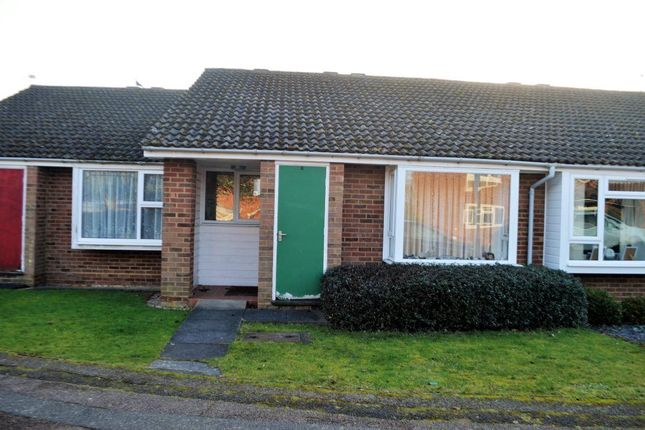 Thumbnail Bungalow to rent in Cheriton Close, St Albans