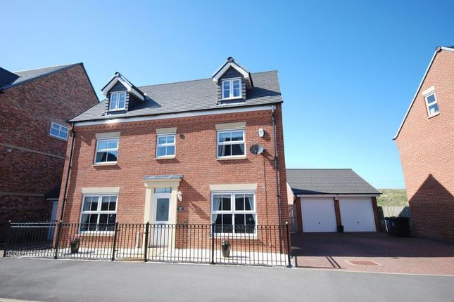 Thumbnail Detached house to rent in Barmoor Drive, Gosforth, Newcastle Upon Tyne