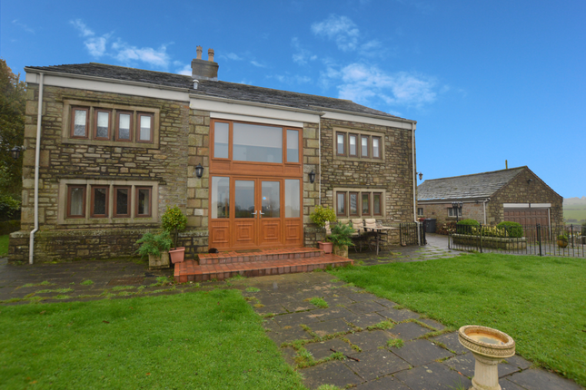 Thumbnail Detached house to rent in Brownfold Farm, Little Scotland, Bolton