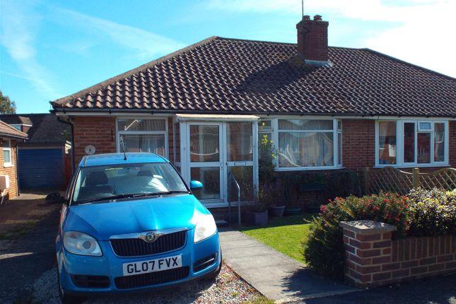 Thumbnail Semi-detached bungalow to rent in Sandbanks Way, Hailsham