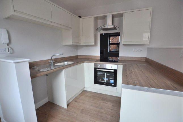 Thumbnail 1 bed flat to rent in Albert, High Street, Loughborough