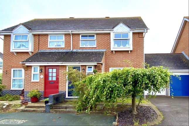Thumbnail Semi-detached house for sale in Tweedsmuir Close, Eastbourne