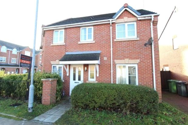 Thumbnail Detached house to rent in Barnton Close, Bootle