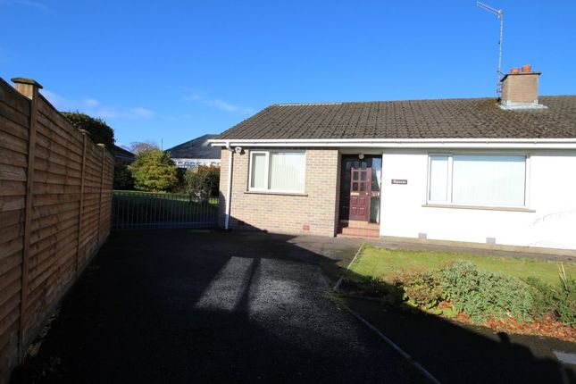 Thumbnail Bungalow to rent in Leydene Court, Lisburn