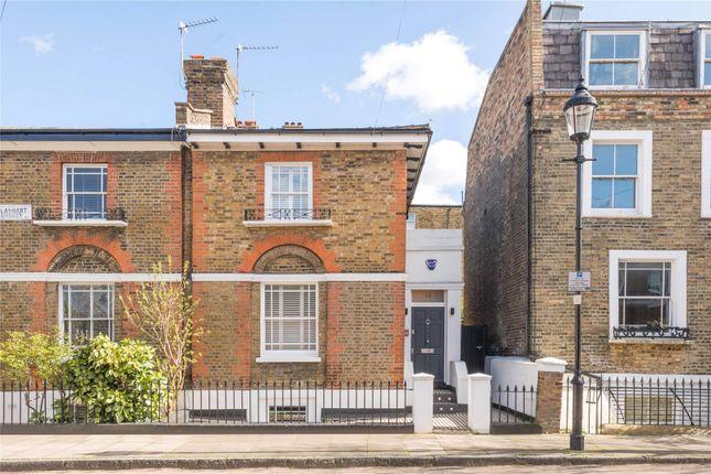 Thumbnail Semi-detached house for sale in Lambert Street, Barnsbury, Islington, London