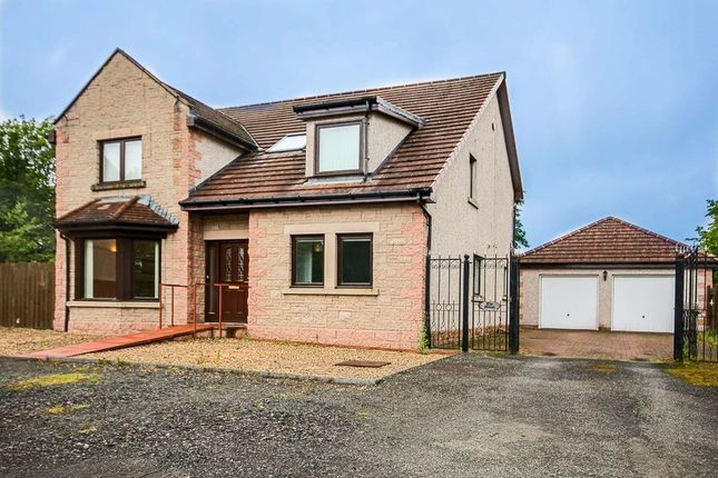 Thumbnail Detached house to rent in Macdonald Gardens, Blackburn, West Lothian