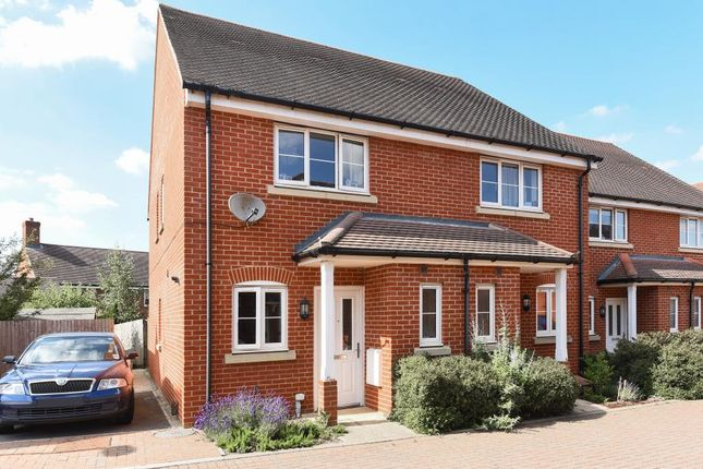 Thumbnail Semi-detached house for sale in Cumnor Hill, West Oxford