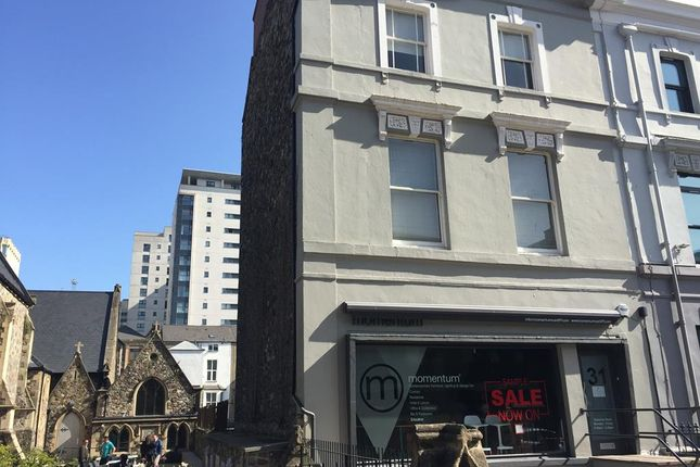 Thumbnail Office to let in 31 Charles Street, Cardiff
