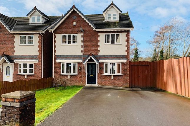 Thumbnail Detached house for sale in Fairwood Drive, Baglan, Port Talbot, Neath Port Talbot.