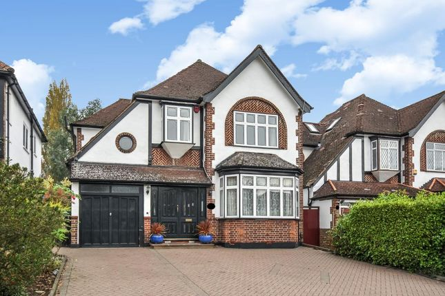 Thumbnail Detached house to rent in Edgware HA8,